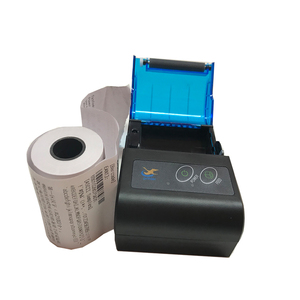 label mobile thermal hotel portable receipt 58mm thermal receipt pos bill printer