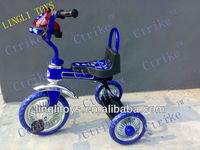 HOT hot selling children smart tricycle,baby tricycle children bicycle,baby plastic ride on toys car