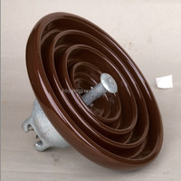 High Voltage Porcelain Disc Insulator With