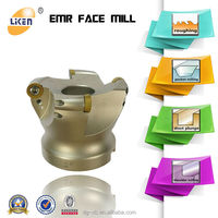 High Quality BT40 Face Mill EMR Round Dowel Face Mills 5R ,face mill