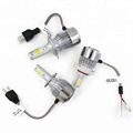 new 12v 24v led headlight c6 H7 led light car accessories
