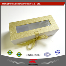 Golden custom color shipping printed box cardboard packaging boxes