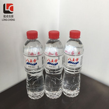 Wholesale mineral water plastic bottle label printing