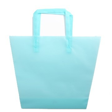 Biodegradable Custom Gravure Carry Out Printed OEM Plastic Shopper Bag