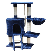 Different styles modern design flat cat cardboard tree scratcher cat tree