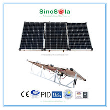 portable 200w folding solar panel with charger,controller,single bag...etc.