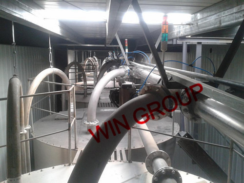 Dense-phase Pneumatic conveying system, pneumatic transport system