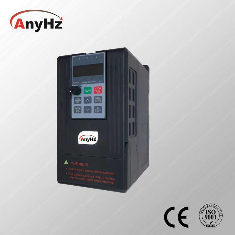 2013 AnyHz VFD automatic control for water pump