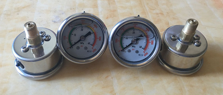 High Pressure Pneumatic Air Pressure Gauge