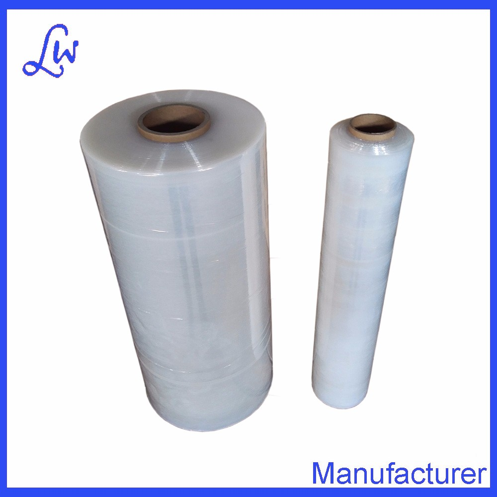 China manufacturer Stretch Film Type and Soft Hardness Temporary Floor Protective