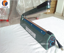 SF-400 Portable Manual Plastic Bag Sealing Machine With Plastic Body