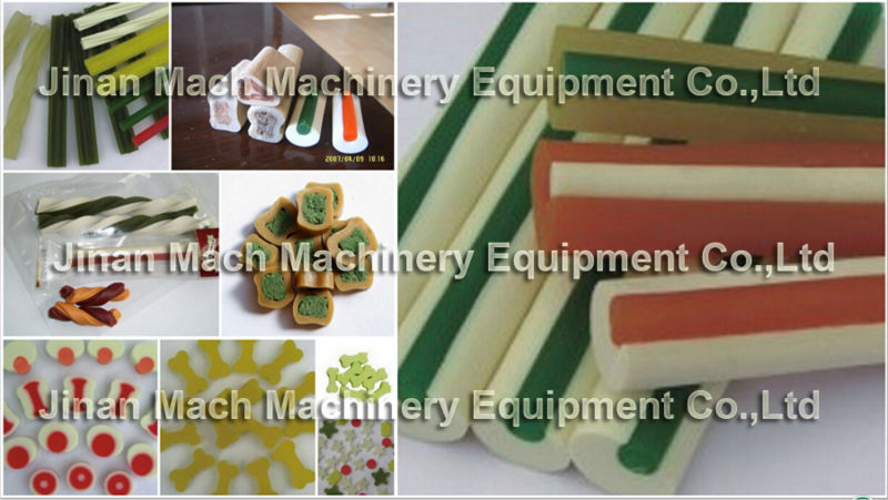 Dog Chew Treats Snacks Machinery