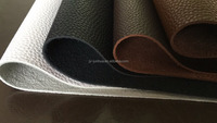 pu coated cow split leather