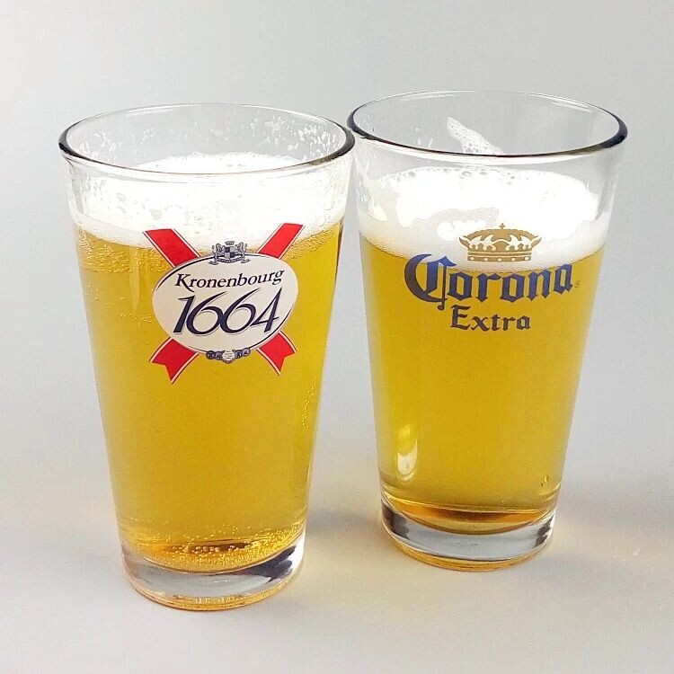 16oz juice glass with customized logo,clear beer glass cup,beer pint glass.