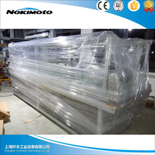 2017 New fingerless type single facer corrugated machine/carton box packing machine/carton box making