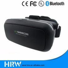 Best Selling 3D Virtual Reality Helmet Video VR Box Glasses