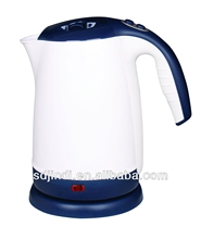 Plastic electric drinking water boiler on discount in summer