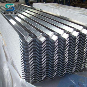 Anti Corrosion Galvanized PVC Corrugated Plastic Roofing Sheets from Shandong
