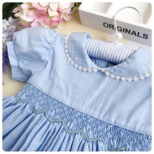 Smocked <strong>dress</strong> baby solid girl <strong>dresses</strong> children clothing boutique <strong>dress</strong> for <strong>girl's</strong> clothing wholesale kids clothes