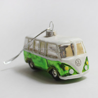 handpainted hanging car christmas tree ornaments
