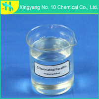 slight yellow or white liquid Chlorinated Paraffin 52 used for paints chlorinated rubber as fire retardant