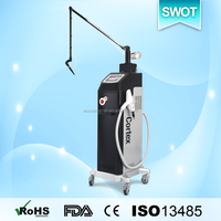 2016 hot scar removing machine 2940nm fractional erbium glass laser