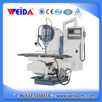 XK5032 china low cost cnc milling machine for sale with cnc control