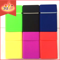 2017 Yiwu Jiju New Style Hot Selling Custom Silicone Cigarette Case Slim