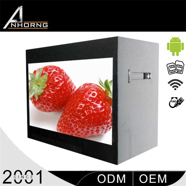 42 inch led advertising display, transparent oled display, led matrix display