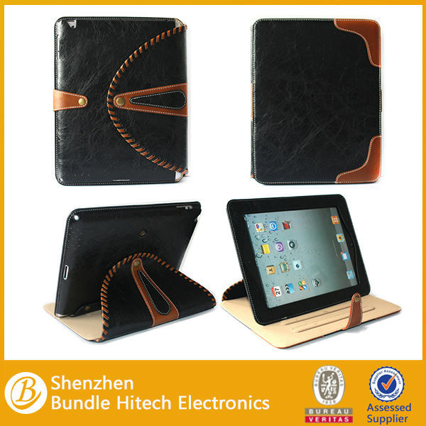 China Alibaba for ipad cover with stand,for leather ipad case,for ipad2/3/4 cover