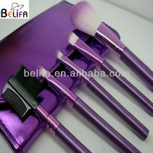 alibaba hot sell Professional character of deep makeup brush sets including powder brush combs Eye shadow brush china
