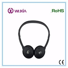 call center noise cancelling telephone headset with RJ and QD cable