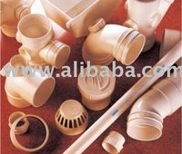 Upvc soil waste and vent (SWV) Plastic Pipe and fittings