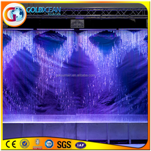 Outdoor Or Indoor Decorative String Curtain Fountain