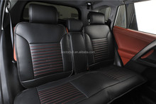 New design high quality leather pu car seat cover