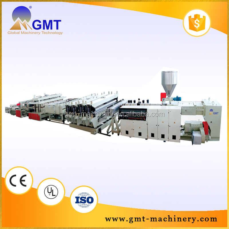manufacturers supplier strict test polystyrene sheet production line