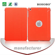 BOHOBO stand pc+leather case folding for ipad mini