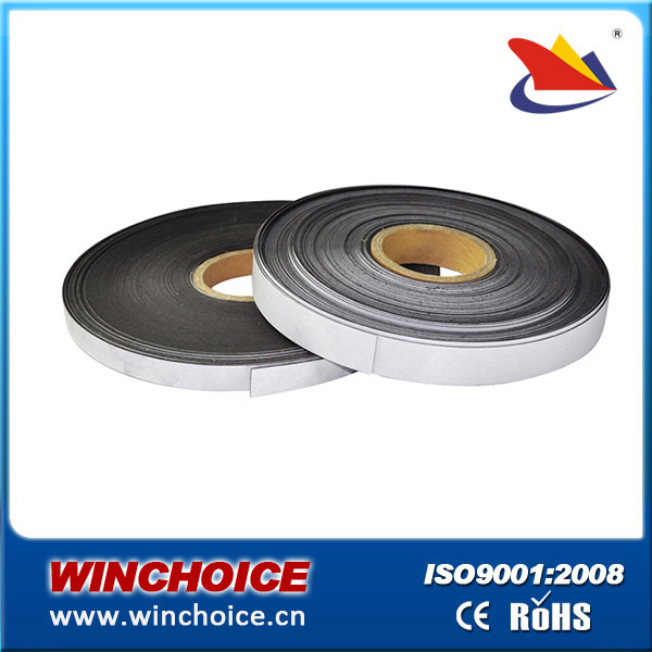 Refrigerator Use Rubber Magnet Laminated With Adhesive