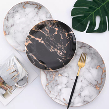 Home decoration modern fine quality ceramic dinner catering restaurant <strong>plates</strong>