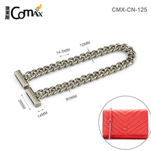 Hot Sale Nickel Metal Handbag Chain For Bag Handle