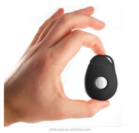 Defenstar newest real time gps tracker with two way talking function gps mobile tracker
