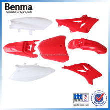 China supply TTR50 racing bike plastic kit/cover
