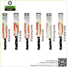 Fine Kitchen Cutlery Steel Chefs Kitchen Knives