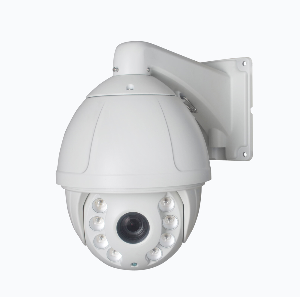 High Speed Dome Camera 7 Inch IP Camera PTZ Outdoor 1080P SONY Sensor 18X Optical Zoom PTZ IP Camera 8 Laser LED ONVIF