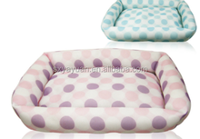professional manufacture Outdoor Replacement Fabrics Pet Beds dog bed orthopedic big