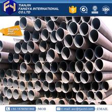 Multifunctional ductile iron pipe class k9 schedule 80 erw tube with high quality