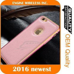 china mobile phone case leather for iphone 5case