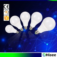 High power low price E27 customized 9w led light bulbs