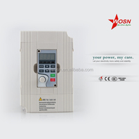 dc to ac 220v single phase 0.37kw ac drive frequency inverter