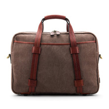 2017 laptop bag with Open pocket on front and back of bag with magnetic closure
